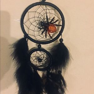 Halloween dream catcher